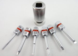 Комплект ключей для всех систем имплантатов